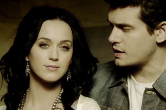 John Mayer featuring Katy Perry