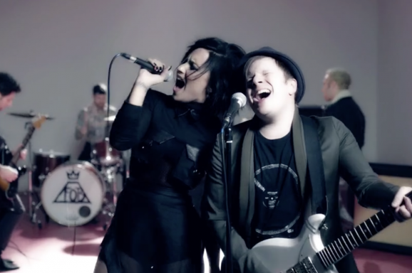 Fall Out Boy featuring Demi Lovato