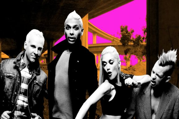 No Doubt Video Wall
